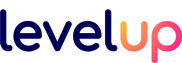 level up logo mobile