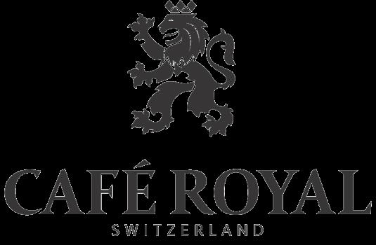 logo cafe royal pro