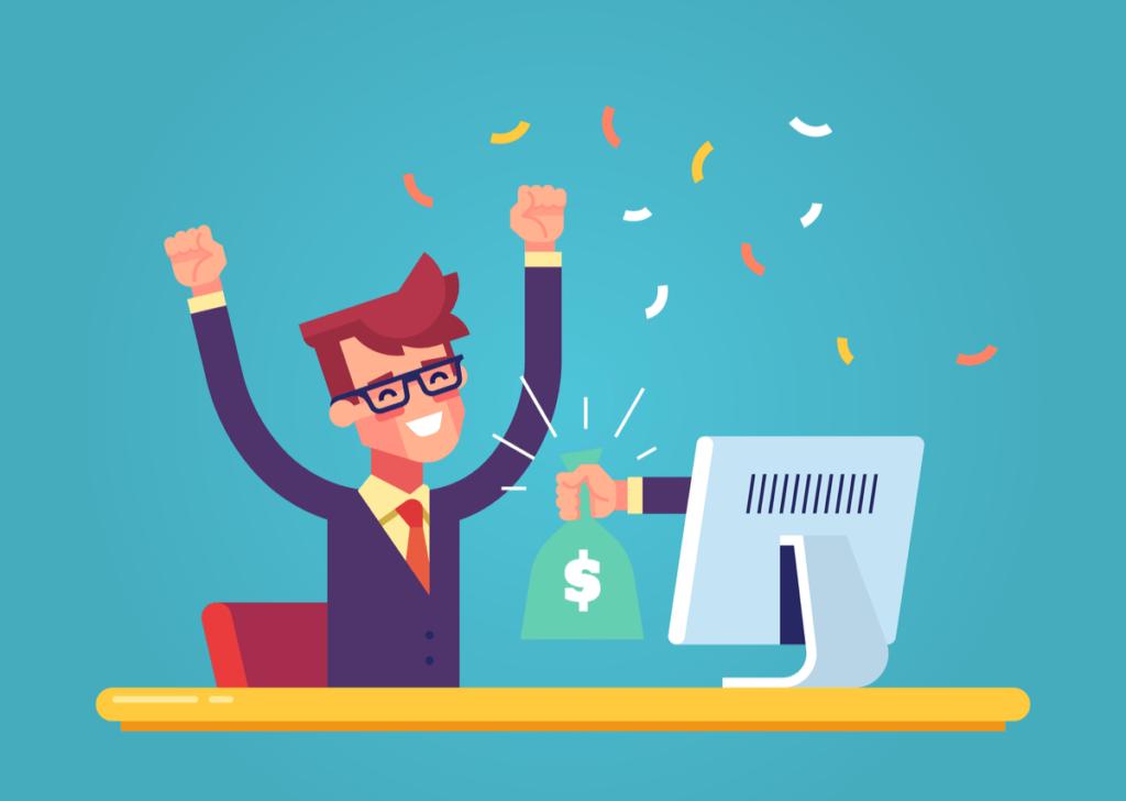 gagner argent site internet